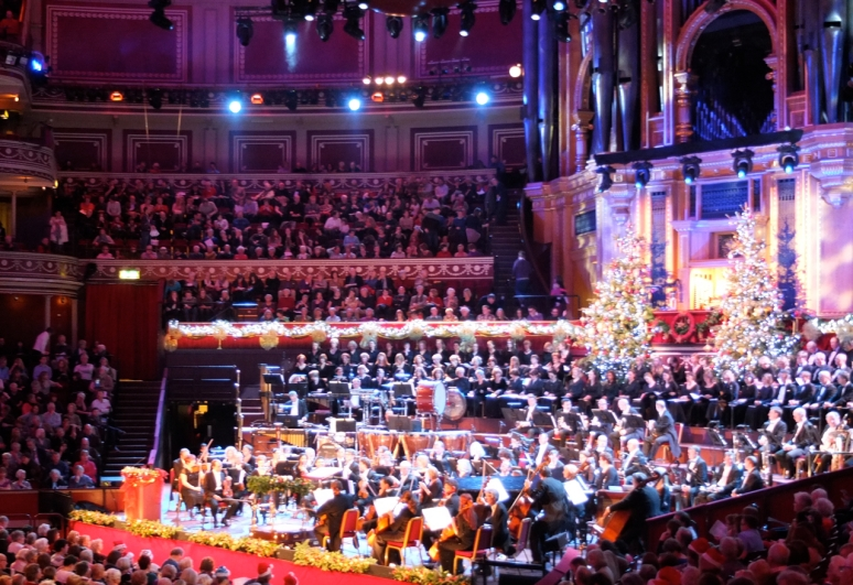 Aled Jones Christmas Royal Albert Hall