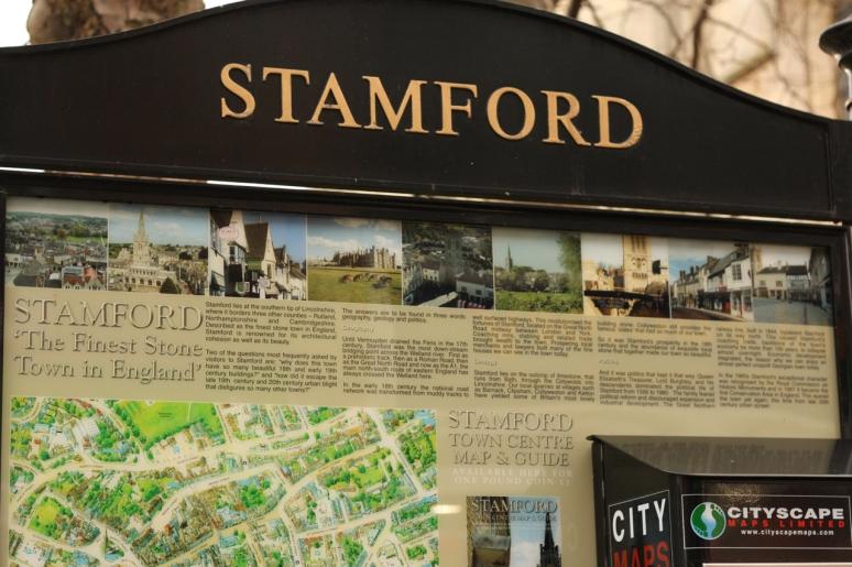Stamford sign