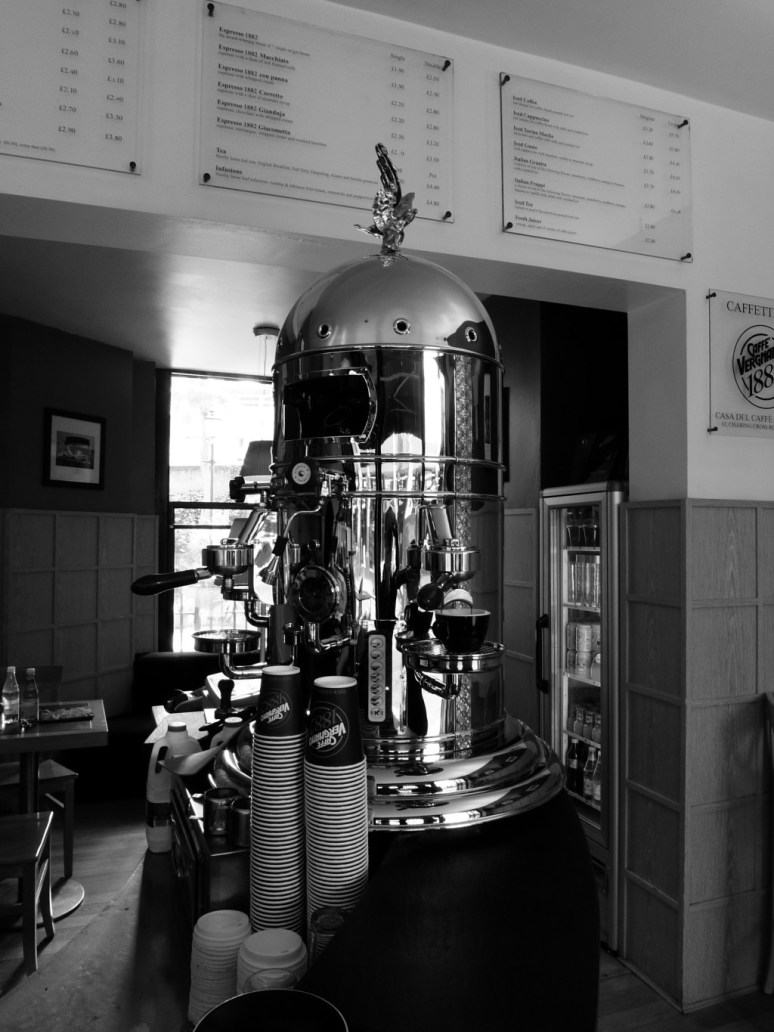 Coffee Machine London
