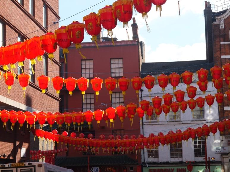 Chinatown London 2013