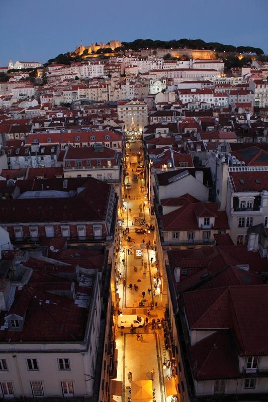 Lisboa Castle Saint George