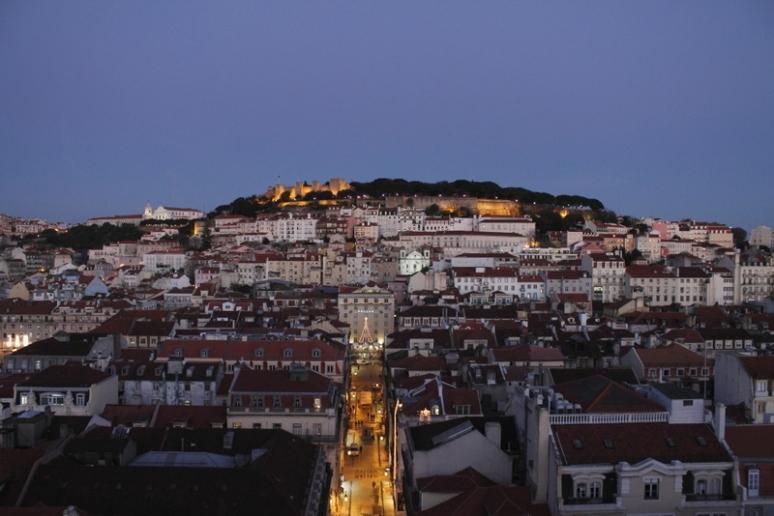 Lisbon evening