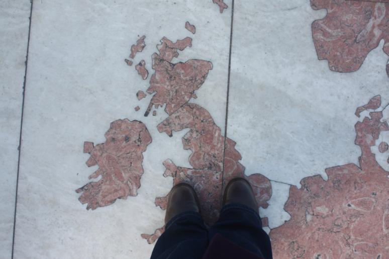 Lisbon floor map