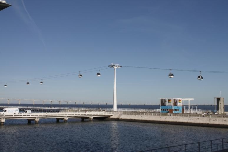 Tagus Oceanarium Lisbon