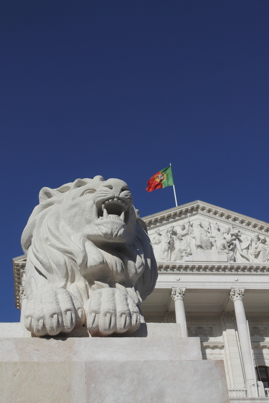 Lisbon Parliament 02