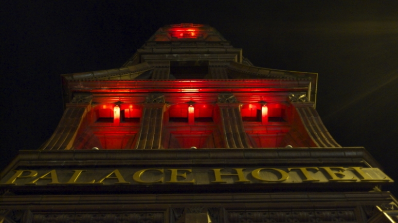 Manchester Palace Hotel Night