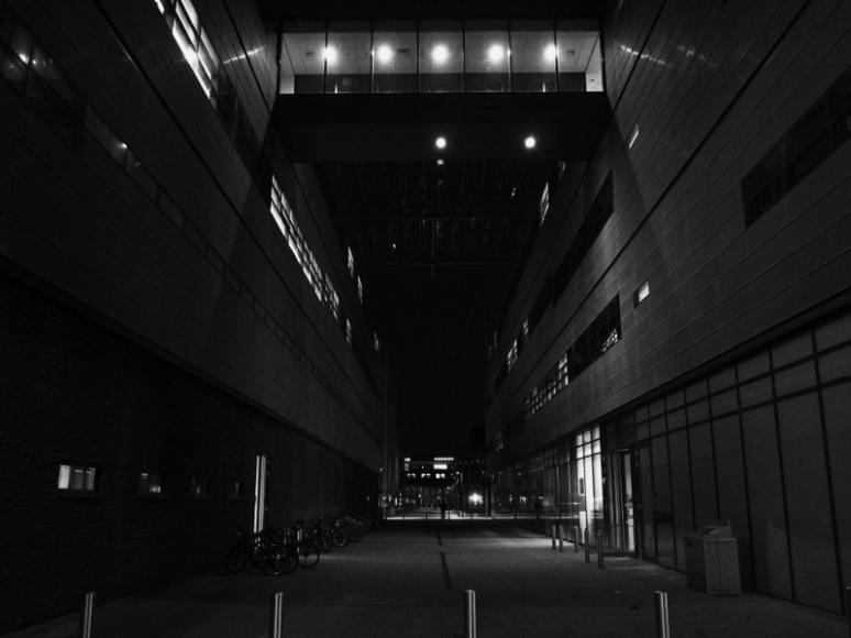 Uni Manchester Night