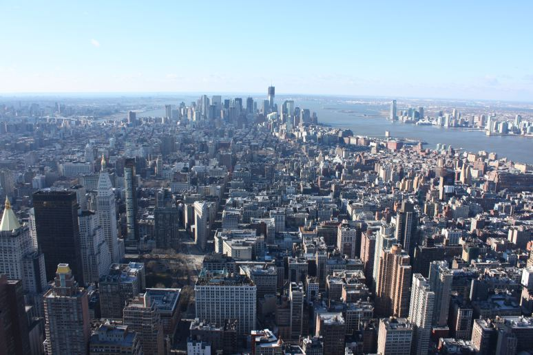 New york scene