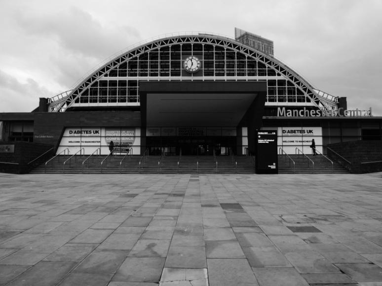 Manchester Grande Central Station