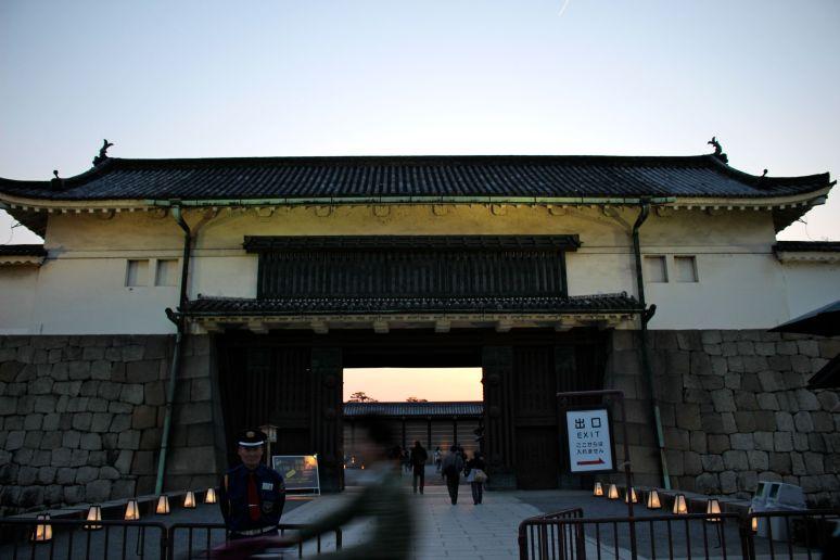 Nijo Castle Kyoto Nijo-jo