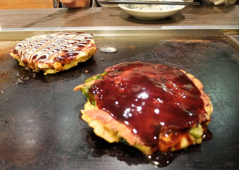 Japanese Food Japan Okonomiyaki