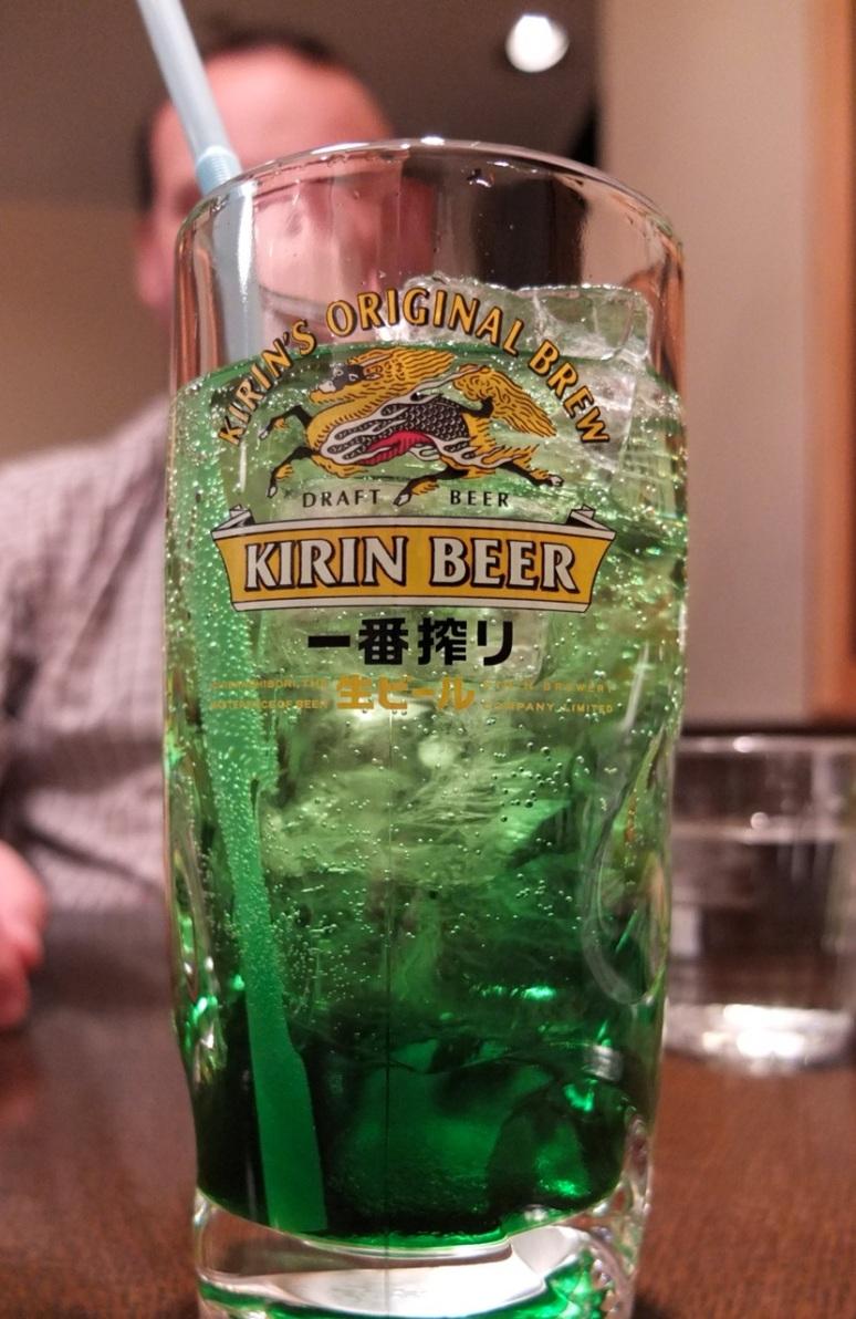 Melon Drink Japan