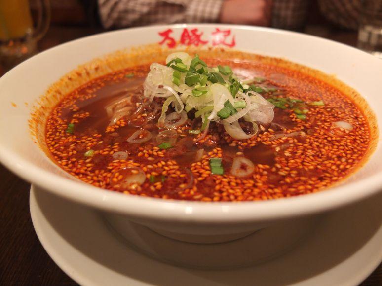 Dam Dam Noodles Dan Dan Noodles Hiroshima