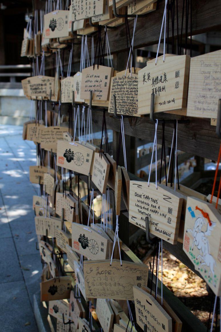 Meji Shrine Meji Jingu Tokyo