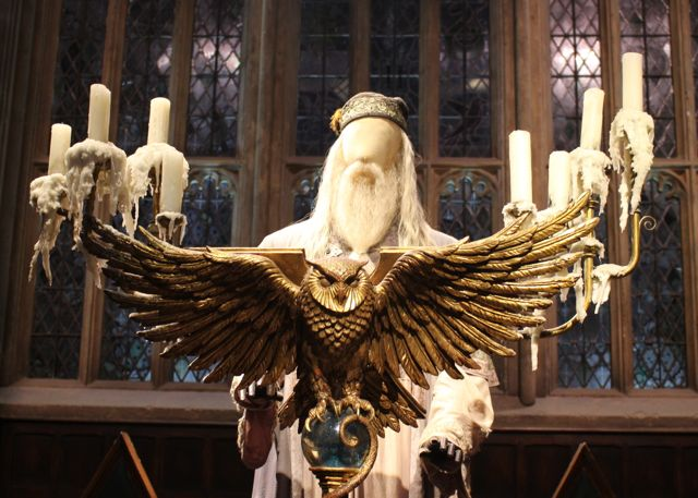 Warner Bros Studios Making of Harry Potter