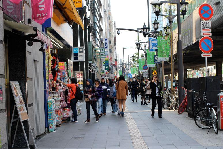 Roppongi Tokyo Japan
