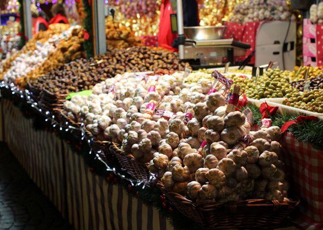 Manchester Christmas market 2014