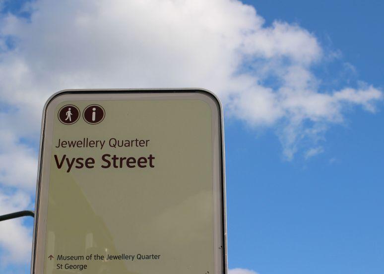 Birmingham Jewllery Quarter