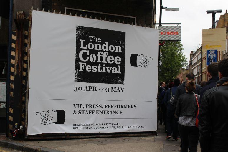 London Coffee Festival 2015