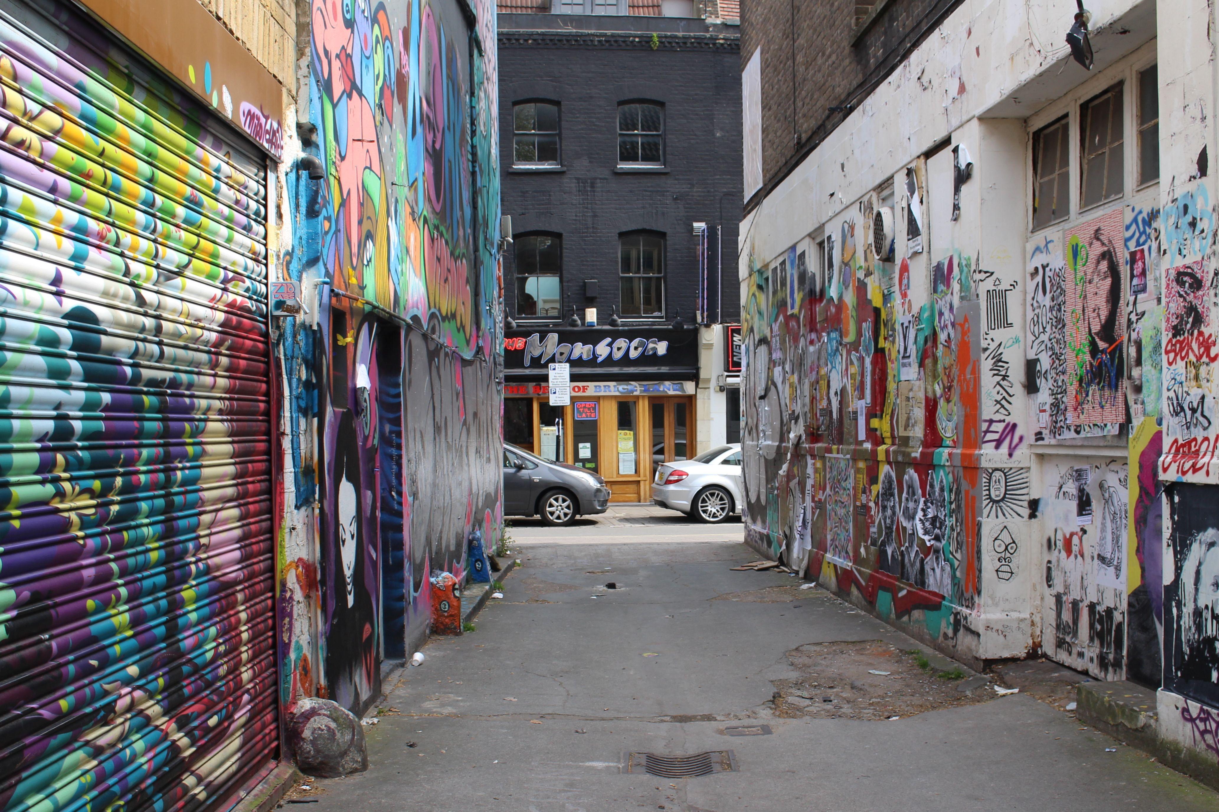 Brick Lane | Oblique E...