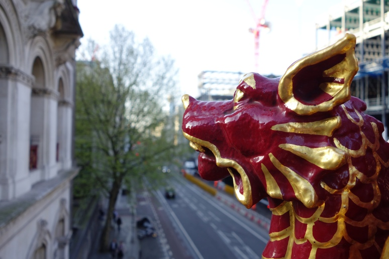London Dragon